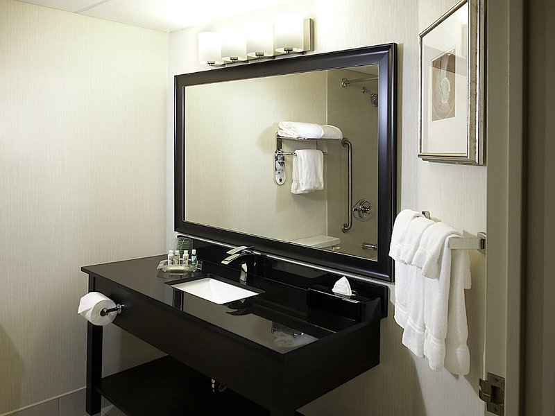 Holiday Inn Hotel & Suites Winnipeg-Downtown-Guest Bathroom<br/>Image from Leonardo