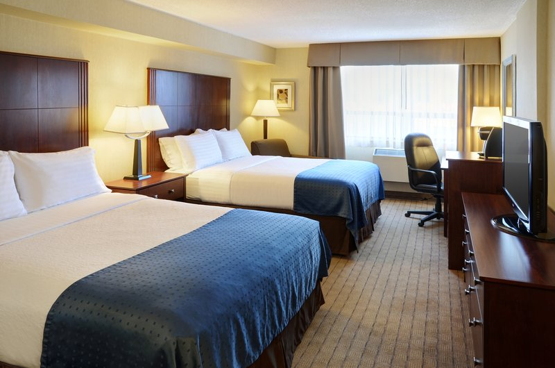Holiday Inn Hotel & Suites Winnipeg-Downtown-Great rooms for teams or just because you don't share a bed!<br/>Image from Leonardo