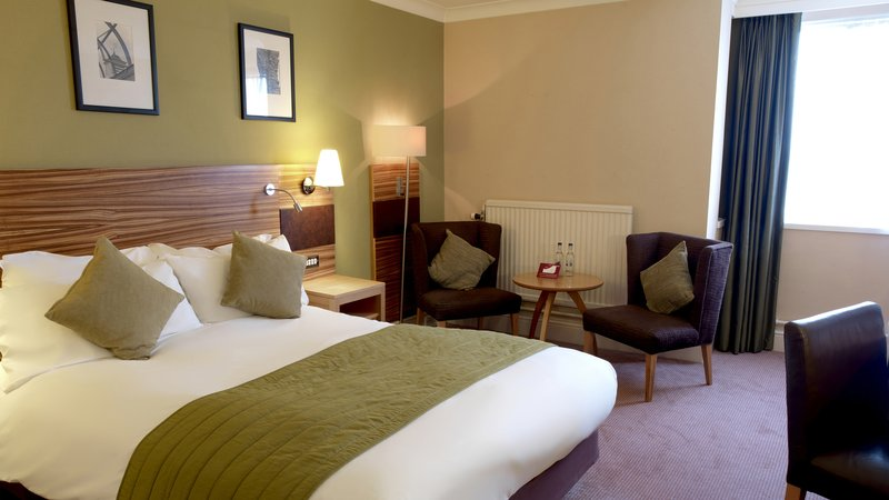 Crowne Plaza Chester-Standard Room (Allocated on arrival - Double or Twin)<br/>Image from Leonardo