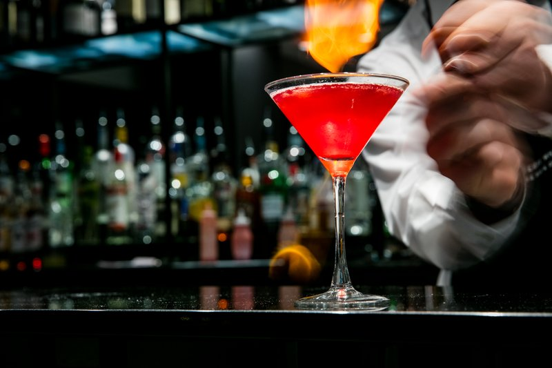 Crowne Plaza Plymouth-Indulge in one of our fabulous cocktails<br/>Image from Leonardo