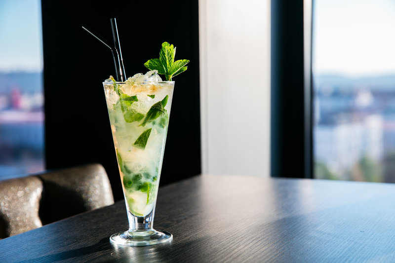 Crowne Plaza Plymouth-Enjoy a Mojito in Marco's Bar<br/>Image from Leonardo
