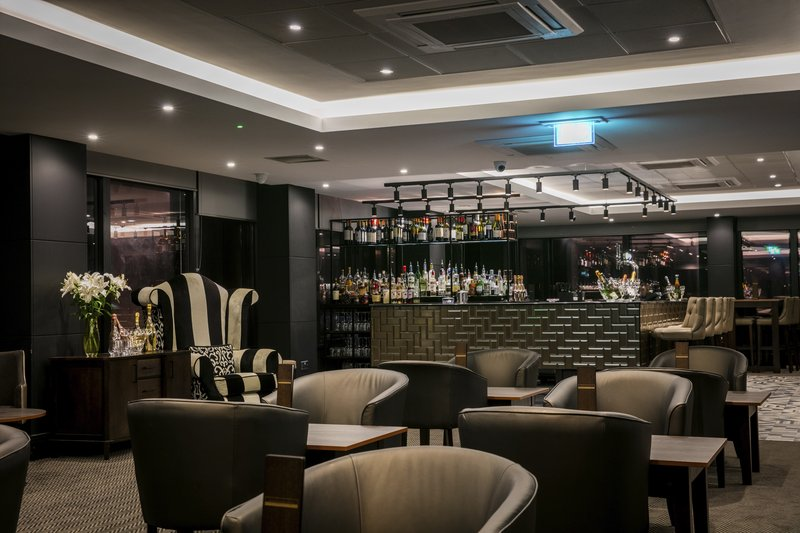 Crowne Plaza Plymouth-Cocktail's at Marco Pierre White's bar<br/>Image from Leonardo