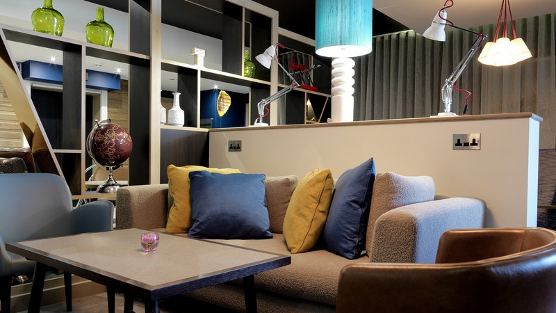 Crowne Plaza Plymouth-Comfortable spaces to relax<br/>Image from Leonardo