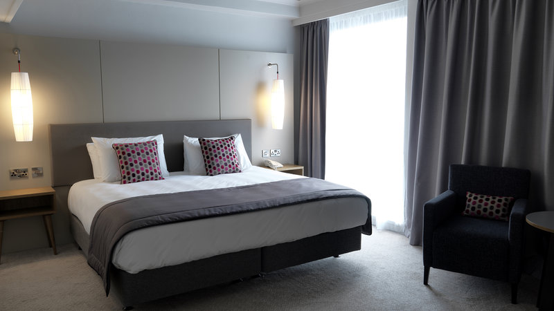 Crowne Plaza Plymouth-All guest rooms come equipped with TV, free Wi-Fi and a safe<br/>Image from Leonardo