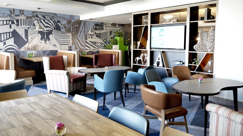 Crowne Plaza Plymouth-Eat, drink and relax with friends, family or work colleagues<br/>Image from Leonardo