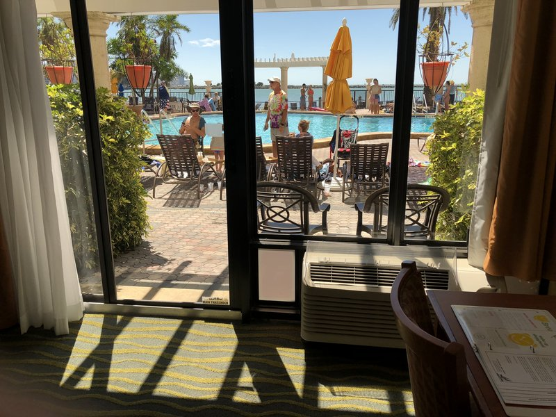 HOLIDAY INN HOTEL AND SUITES CLEARWATER BEACH-Pool view rooms available<br/>Image from Leonardo