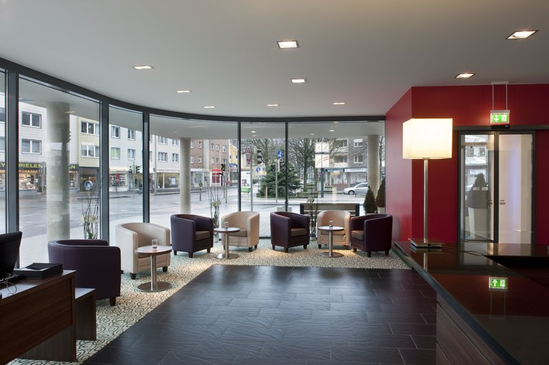 Holiday Inn Express Guetersloh-Stay relaxed in our Hotel Lobby<br/>Image from Leonardo