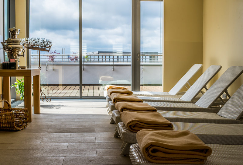 Berlin Airport Conference Centre-Spa<br/>Image from Leonardo
