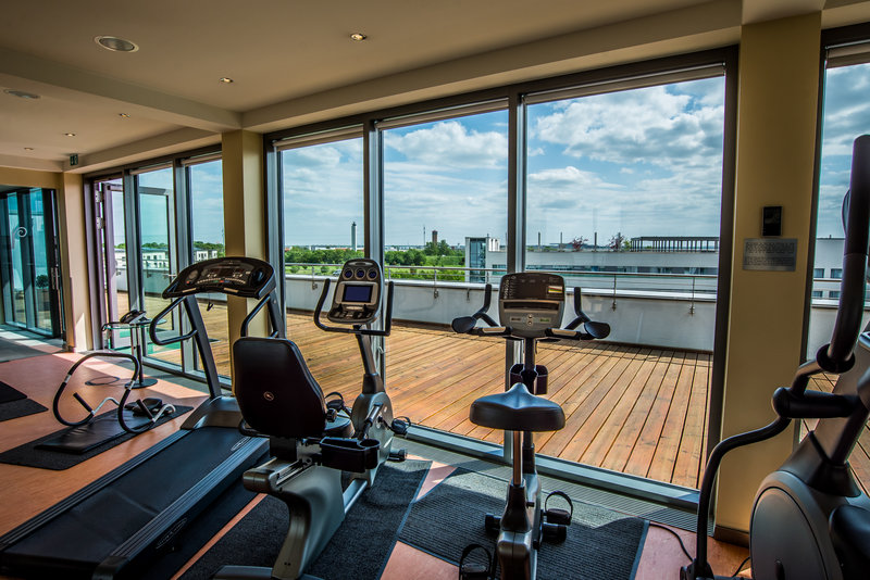 Berlin Airport Conference Centre-Fitness Center<br/>Image from Leonardo