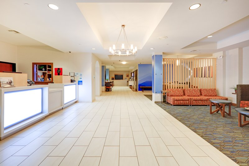 Holiday Inn Express & Suites Burleson/Ft. Worth-Hotel Lobby <br/>Image from Leonardo