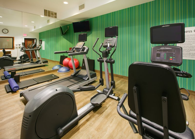 Holiday Inn Express & Suites Burleson/Ft. Worth-Fitness Center <br/>Image from Leonardo