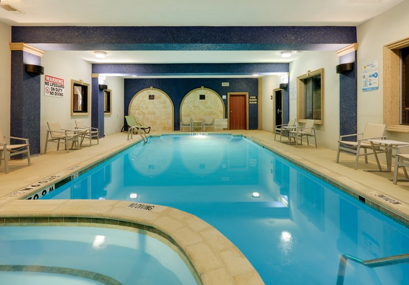 Holiday Inn Express & Suites Burleson/Ft. Worth-Swimming Pool <br/>Image from Leonardo