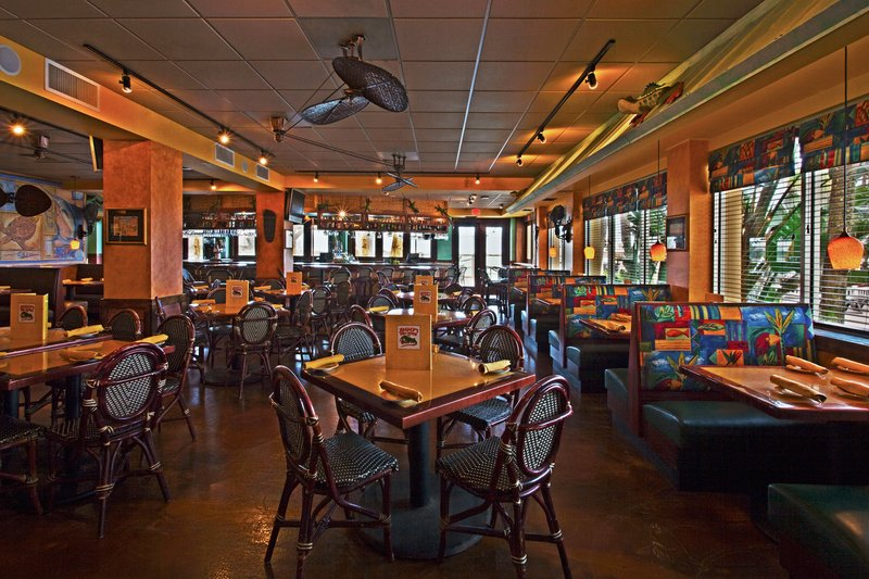 HOLIDAY INN HOTEL AND SUITES CLEARWATER BEACH-Restaurant<br/>Image from Leonardo