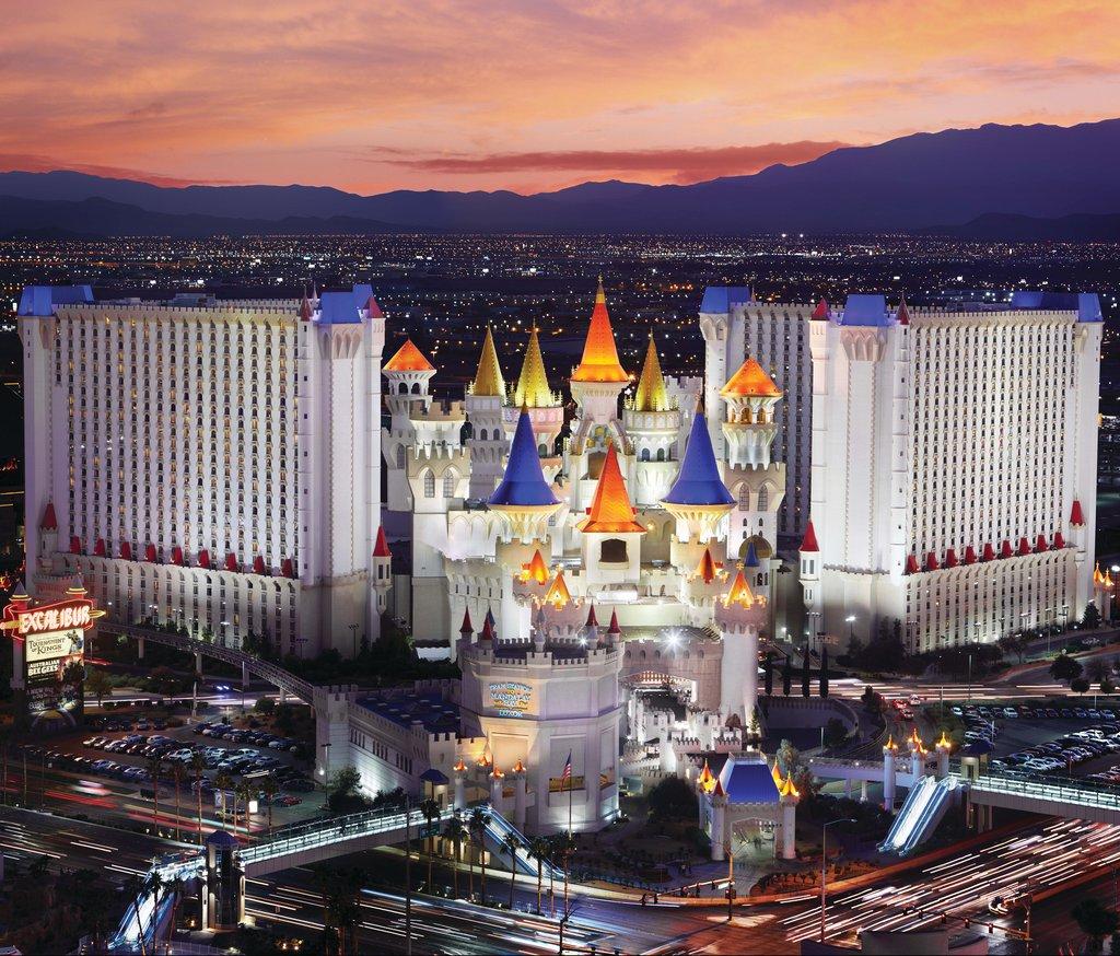 Excalibur Hotel and Casino - Hero Shot <br/>Image from Leonardo