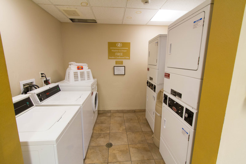 Candlewood Suites Santa Maria-Complimentary, guest Laundry Facility<br/>Image from Leonardo