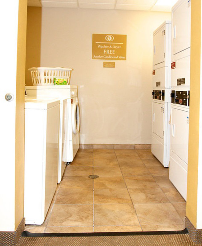Candlewood Suites Santa Maria-Complimentary Guest Laundry Facility<br/>Image from Leonardo