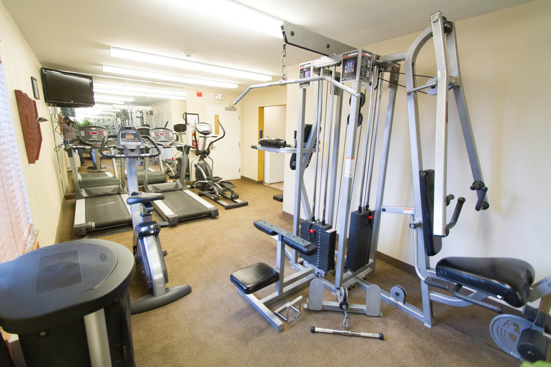 Candlewood Suites Santa Maria-We'll keep you on your fitness routine with our well appointed gym<br/>Image from Leonardo