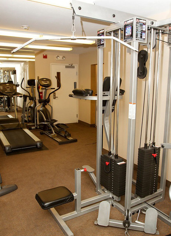 Candlewood Suites Santa Maria-Complimentary Fitness Center<br/>Image from Leonardo
