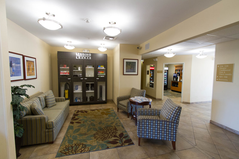 Candlewood Suites Santa Maria-Borrow an array of items from our Lending Locker<br/>Image from Leonardo