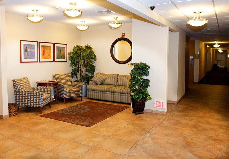 Candlewood Suites Santa Maria-Hotel lobby<br/>Image from Leonardo