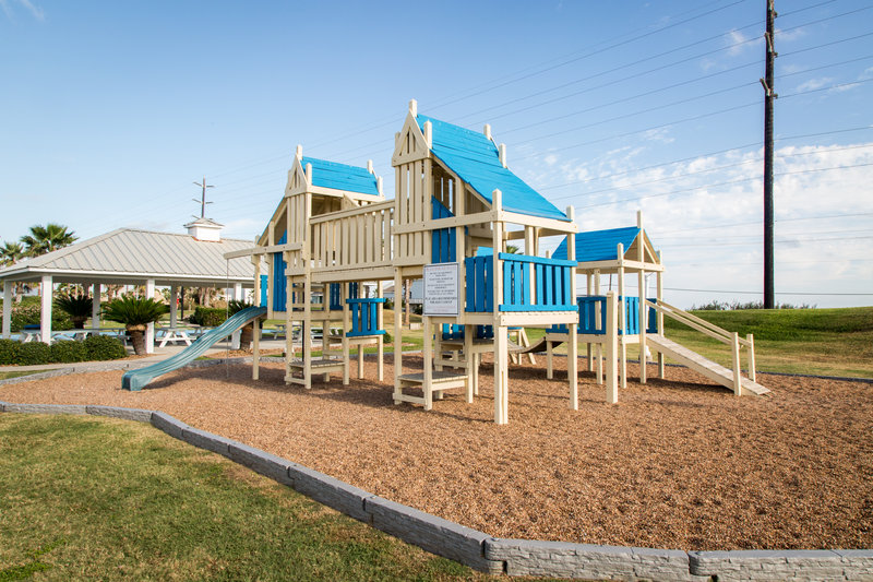 Holiday Inn Club Vacations Galveston Beach Resort-Take the kids to the playground for a fun time<br/>Image from Leonardo