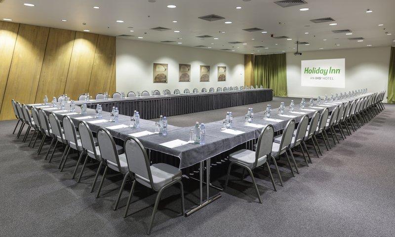 Holiday Inn Tbilisi-Adjara Conference Hall - accommodates up to 250 pax<br/>Image from Leonardo
