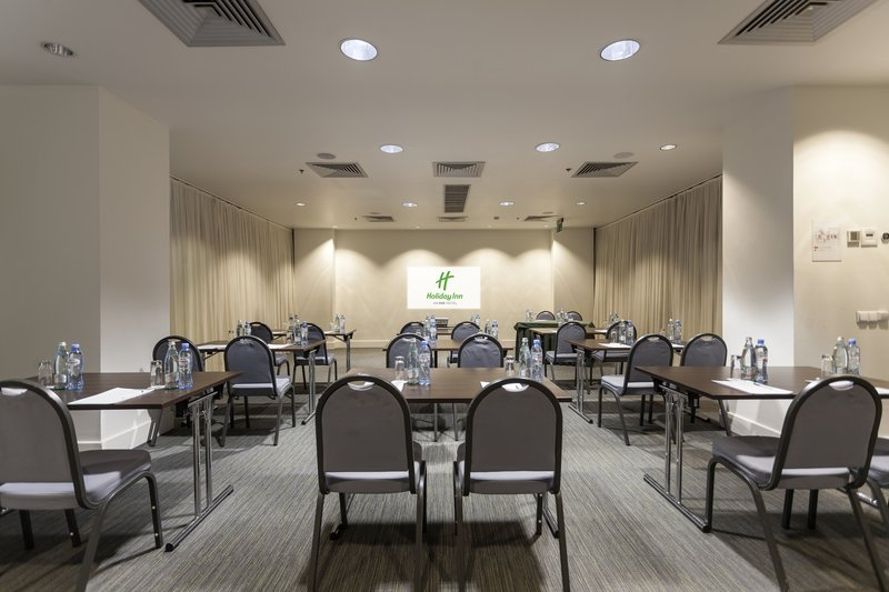 Holiday Inn Tbilisi-Glass Meeting Room - accommodates 50 pax<br/>Image from Leonardo
