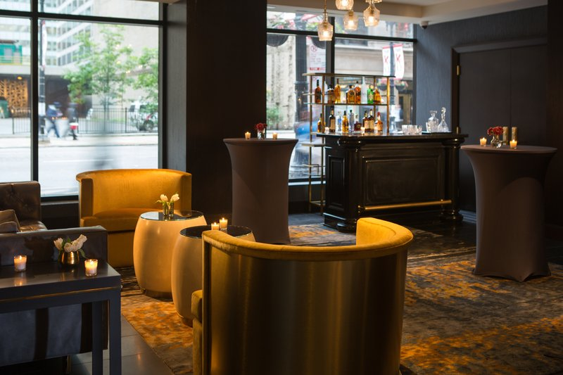 Hotel Allegro; A Kimpton Hotel - Special Events <br/>Image from Leonardo
