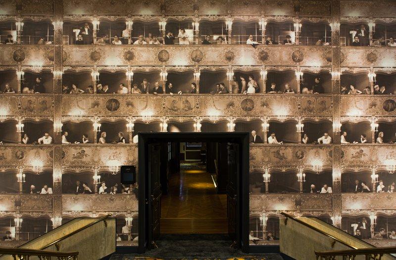 Hotel Allegro; A Kimpton Hotel - Hotel Feature <br/>Image from Leonardo