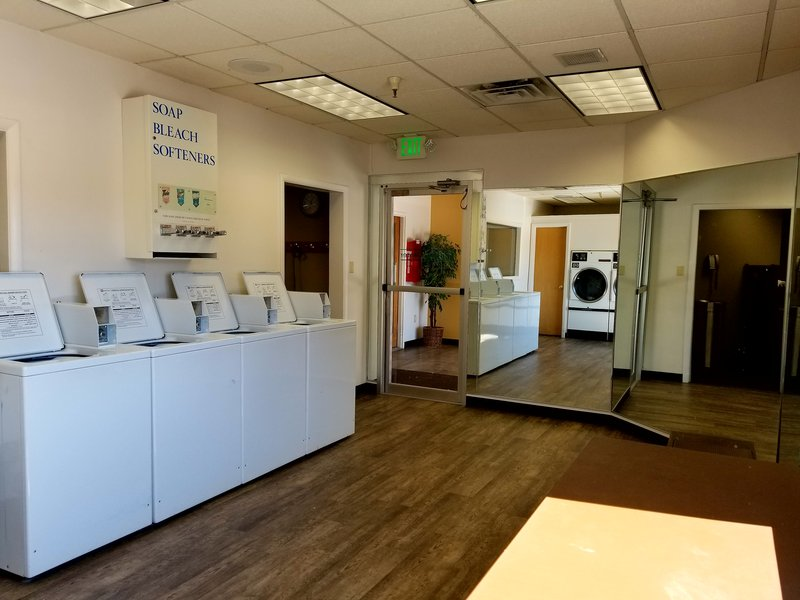 Holiday Inn Express Mesa Verde-Cortez-Laundry Facility<br/>Image from Leonardo