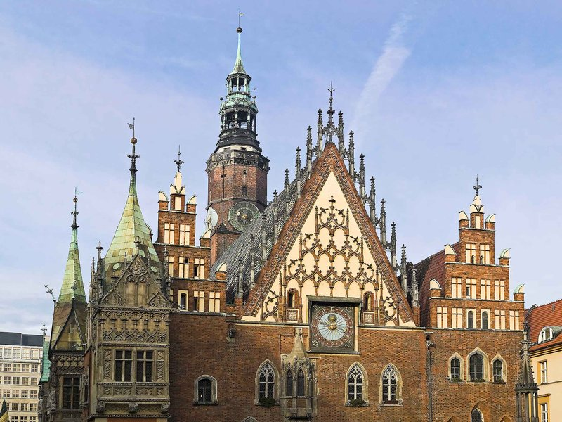 Hotel Mercure Wroclaw Centrum-Other<br/>Image from Leonardo