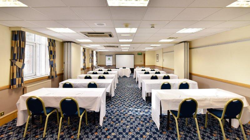 Holiday Inn Bolton Centre-Meeting Room<br/>Image from Leonardo