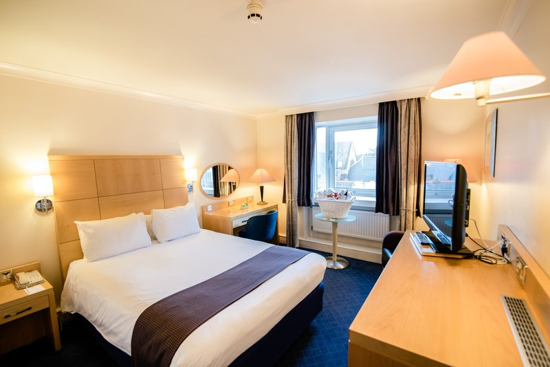 Holiday Inn Bolton Centre-Double Bed Guest Room<br/>Image from Leonardo
