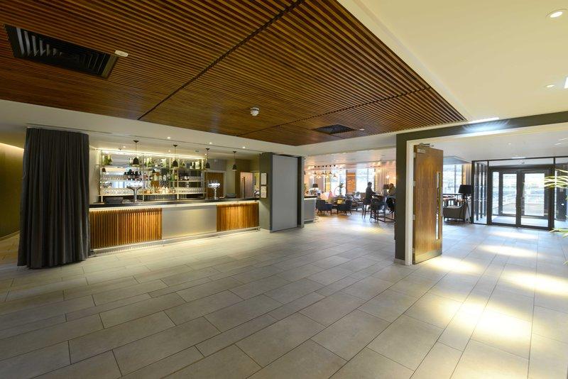 Crowne Plaza Newcastle - Stephenson Quarter-Stephenson Suite Reception Area<br/>Image from Leonardo