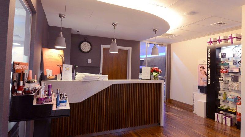 Crowne Plaza Newcastle - Stephenson Quarter-Mineral House Reception<br/>Image from Leonardo