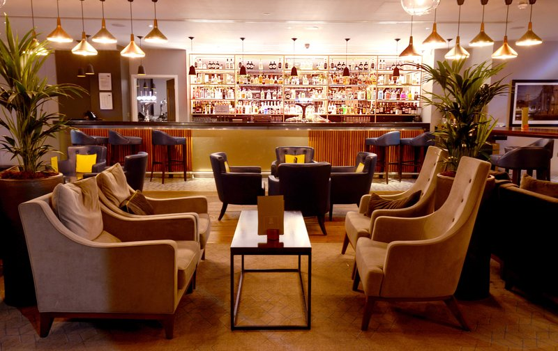 Crowne Plaza Newcastle - Stephenson Quarter-The Gin Bar<br/>Image from Leonardo