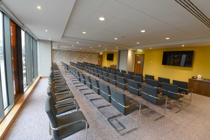 Crowne Plaza Newcastle - Stephenson Quarter-Locomotion Suite<br/>Image from Leonardo