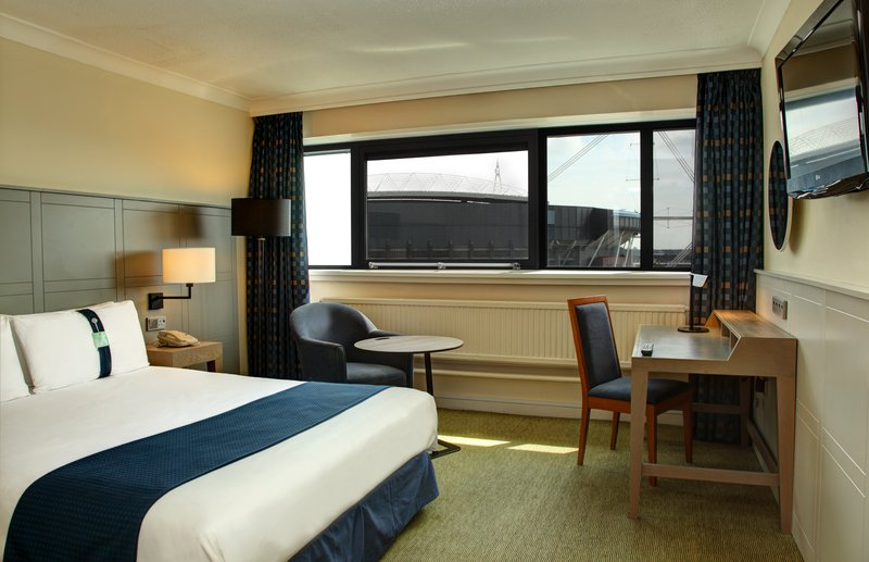 Holiday Inn Cardiff City Centre-CDFCY - HOLIDAY INN CARDIFF CITY - DOUBLE ROOM<br/>Image from Leonardo