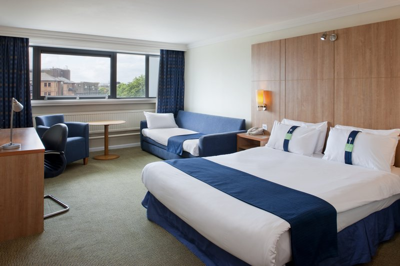 Holiday Inn Cardiff City Centre-Family Bedded Guest Room<br/>Image from Leonardo