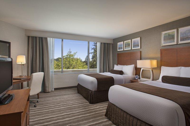 Crowne Plaza Portland - Lake Oswego-Standard Double Double Room<br/>Image from Leonardo