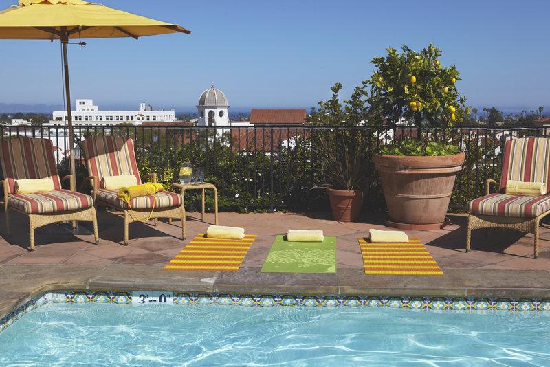 Canary Hotel Santa Barbara - A Kimpton Hotel-Rooftop Pool and Lounge<br/>Image from Leonardo