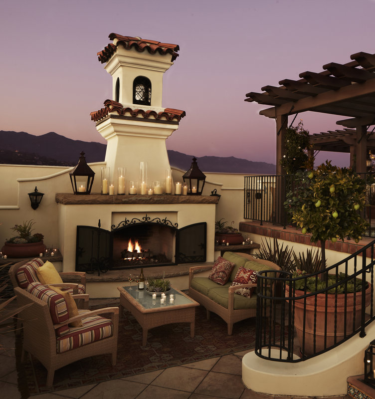 Canary Hotel Santa Barbara - A Kimpton Hotel-Rooftop Perch<br/>Image from Leonardo