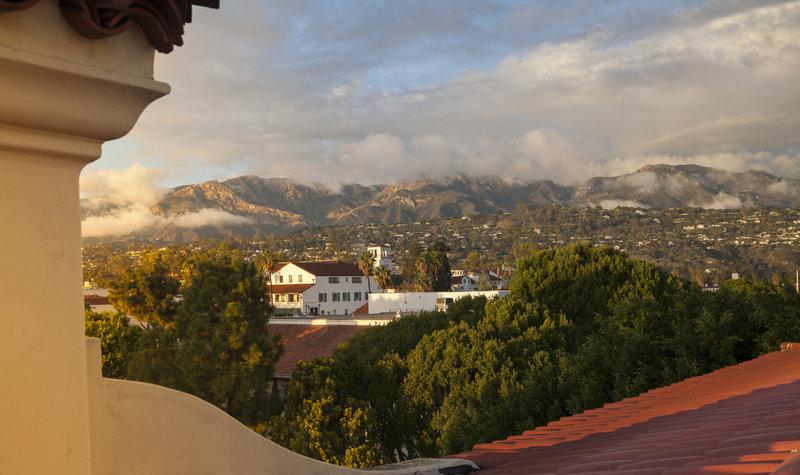 Canary Hotel Santa Barbara - A Kimpton Hotel-View from Hotel<br/>Image from Leonardo