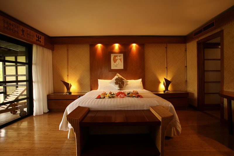 Intercontinental Moorea Resort-Teremoana Suite<br/>Image from Leonardo