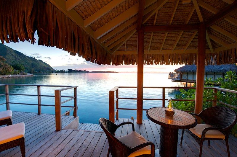Intercontinental Moorea Resort-Premium Overwater Bungalow<br/>Image from Leonardo