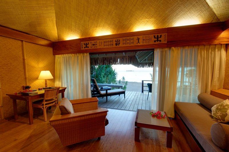 Intercontinental Moorea Resort-Beach bungalow<br/>Image from Leonardo