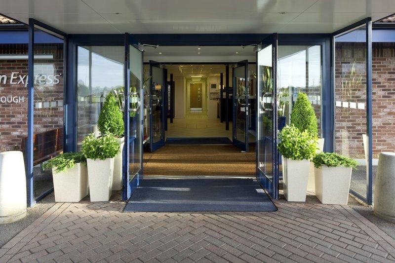 Holiday Inn Express Peterborough-A warm welcome awaits you at Holiday Inn Express Peterborough<br/>Image from Leonardo