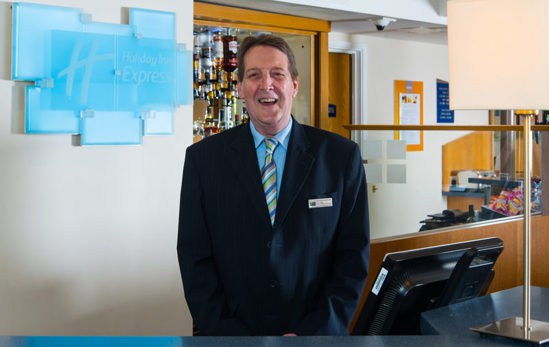 Holiday Inn Express Peterborough-A warm welcome awaits at Holiday Inn Express Peterborough<br/>Image from Leonardo