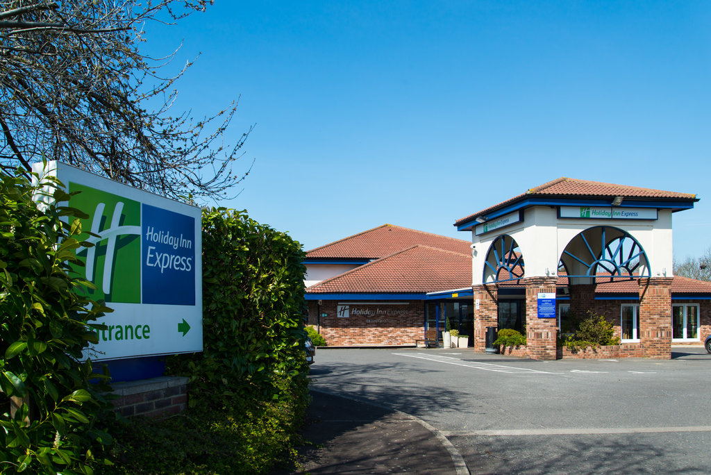 Holiday Inn Express Peterborough-Our hotel in Peterborough offers great value accommodation<br/>Image from Leonardo