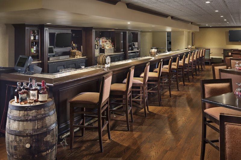 Crowne Plaza Louisville Airport Expo Center-Blue Horse Bourbon Bar, 50+ selections<br/>Image from Leonardo